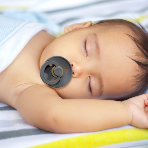 BIBS Pacifiers - Baby sleeping