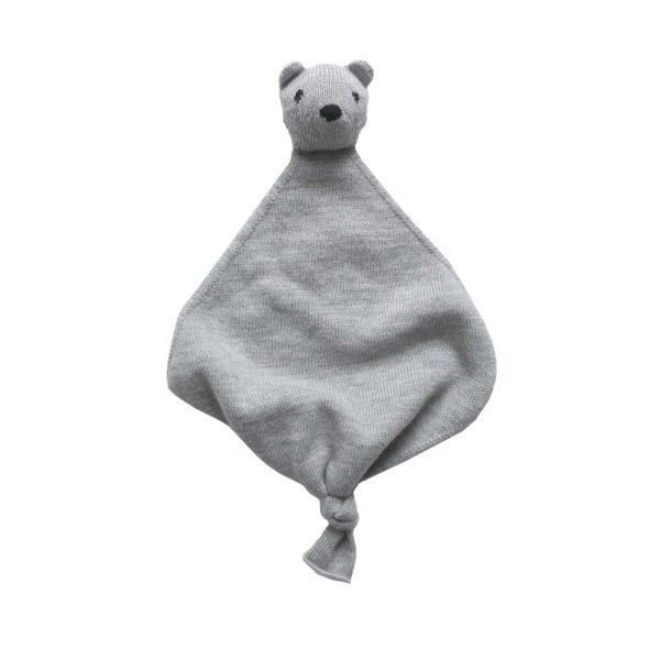 HVID Teddy Tokki grey melange