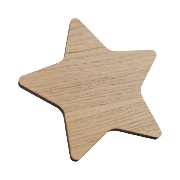 Hagelens Wooden Hook Star