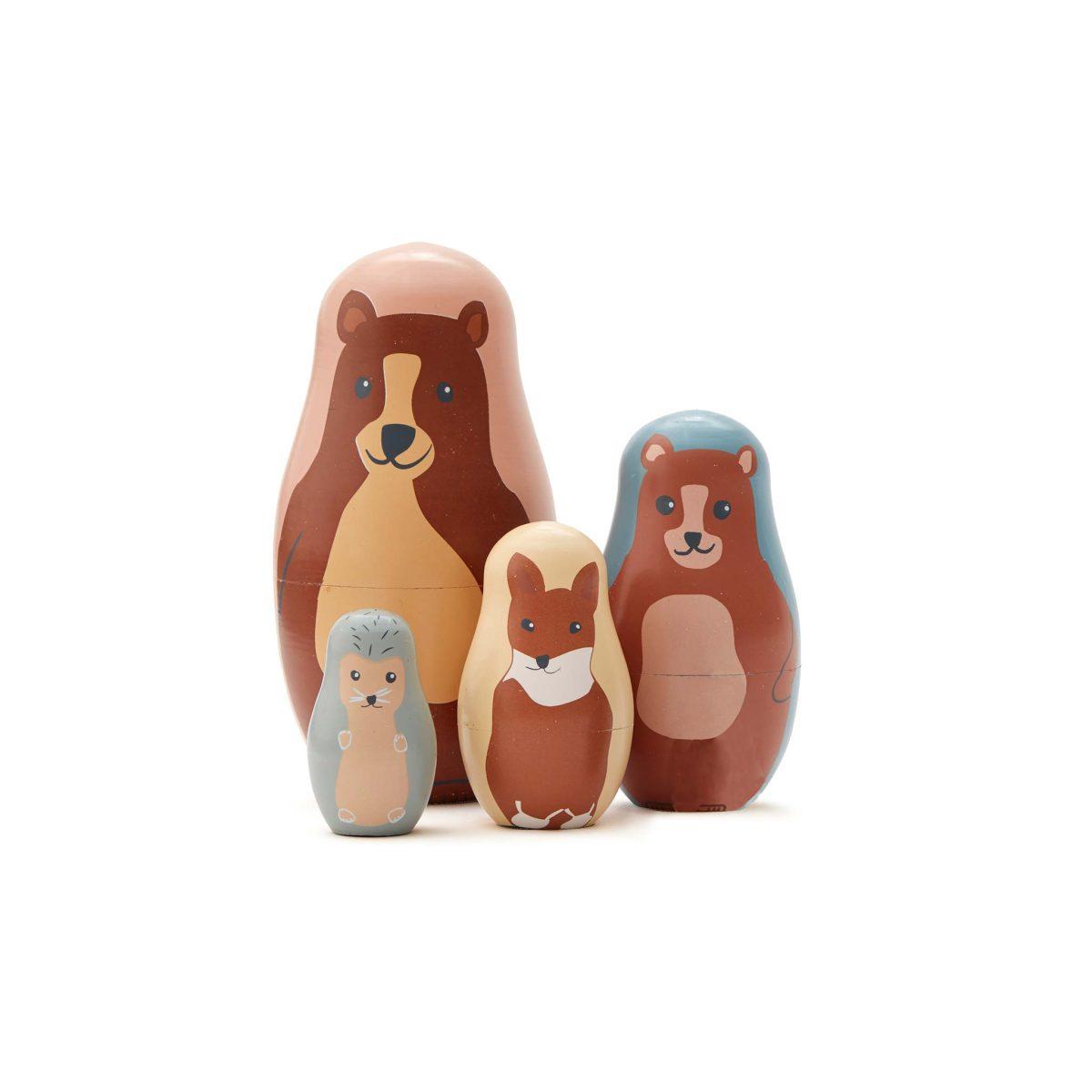 Kid Concept Nesting Dolls Edvin