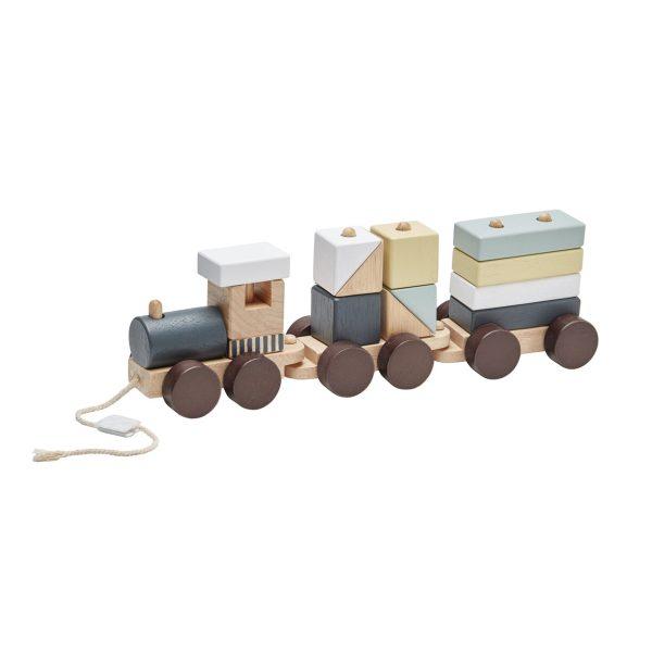 Kids concept - block train 1