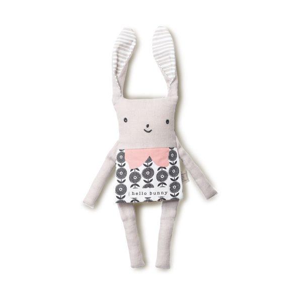 Wee Gallery Flippy Friend Bunny