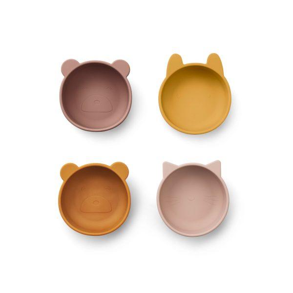 Liewood Silicone Bowls Iggy
