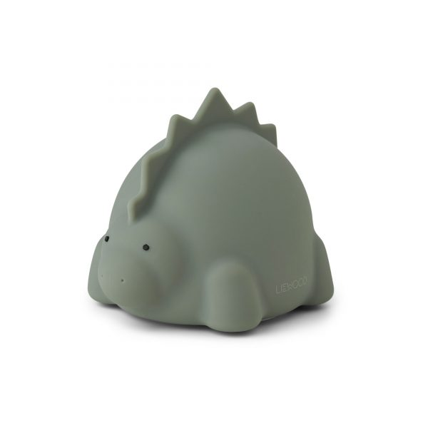 Liewood night light Dino Green