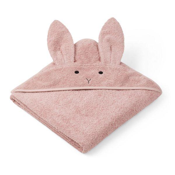 Liewood Towel Rabbit Rose