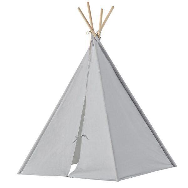 Kid's Concept Tipi Tent Grey