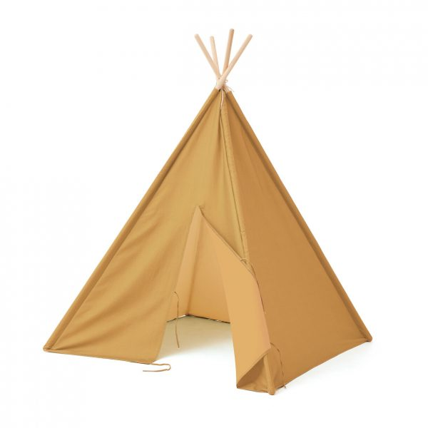 Kid's Concept Tipi Tent Yellow