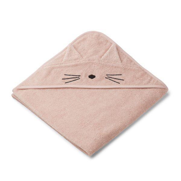 Liewood Towel Cat Rose