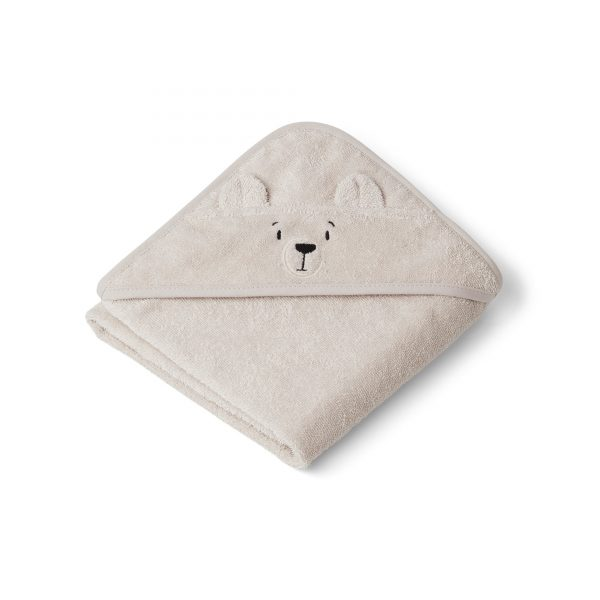 LIEWOOD Towel polar bear sandy