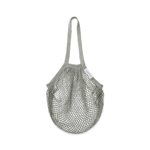 Nuka mesh bag dove blue