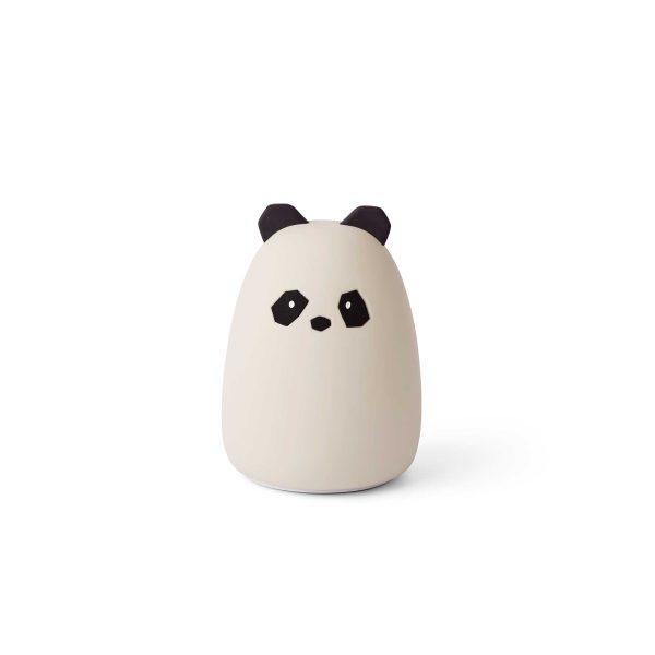 LIEWOOD Night Light Panda creme de la creme
