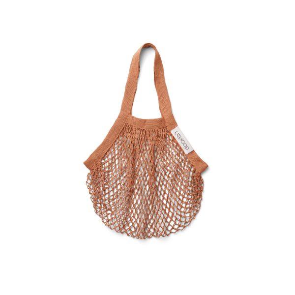 Liewood Msi mesh bag Tuscany Rose