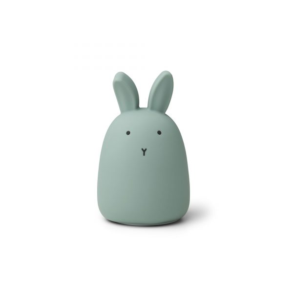 Liewood Winston Night Light Rabbit Peppermint