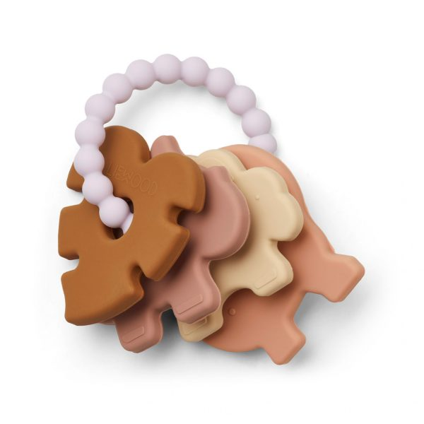 Liewood Penny Teether Rose
