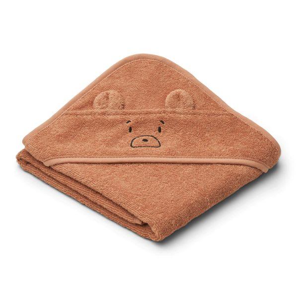 LIEWOOD towel bear tuscany rose