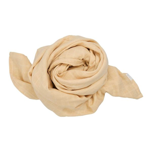 Fabelab Swaddle - Pale yellow